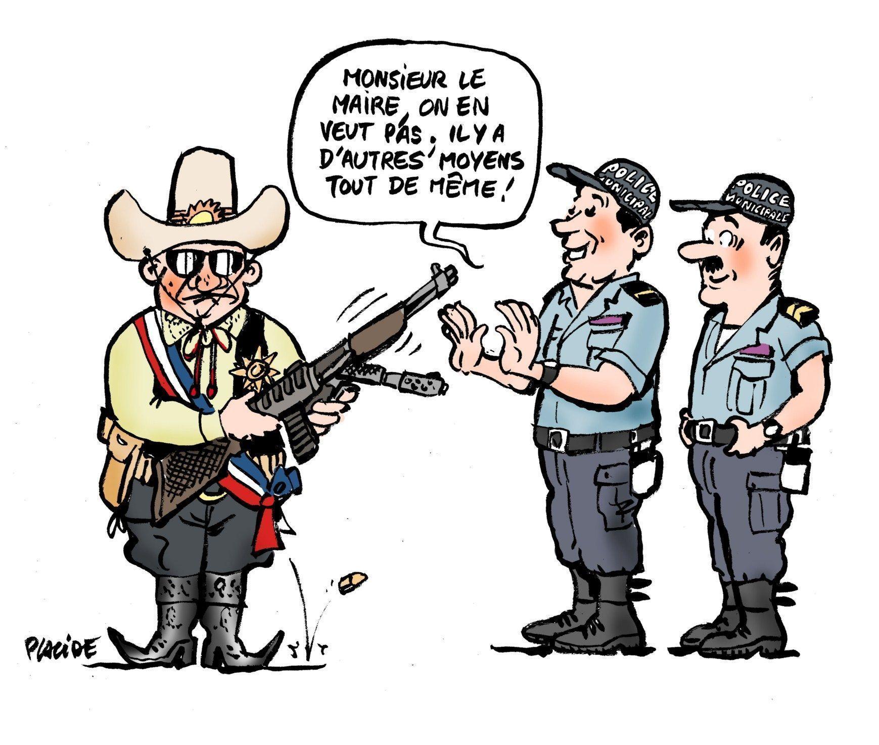 Police municipale et gardes champ tres la fusion - Grille indiciaire police municipale 2014 ...